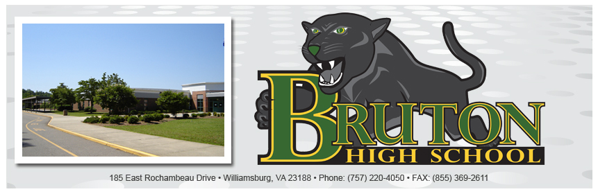 Bruton High School picture