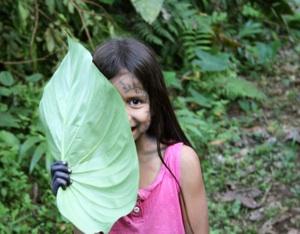 Sarayaku barn